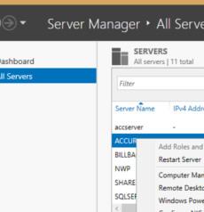 Configurar RSAT no windows 10 sem domínio